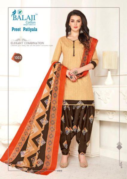 Balaji Preet Patiyala vol 1 Patiayala Suits