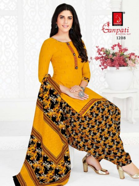 Ganpati Garima vol 3 Patiyala Salwar Suits wholesalers