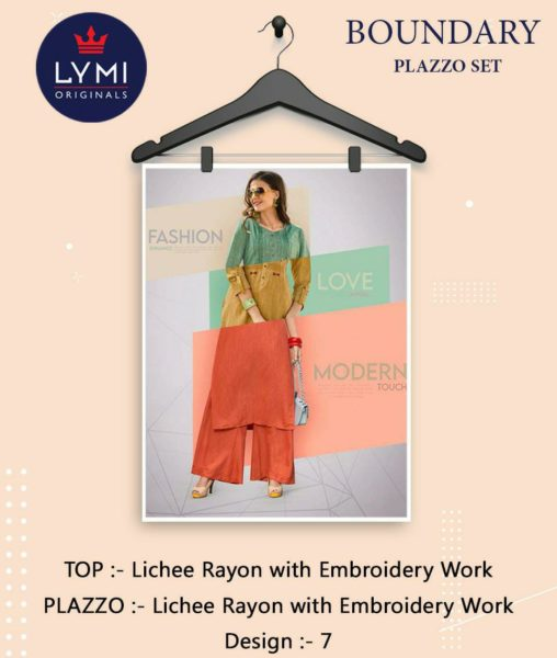 Lymi Boundry Tops with Bottom Wholesalers