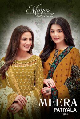 Mayur Meera Patiyala vol 2 Readymade Dress Wholesalers