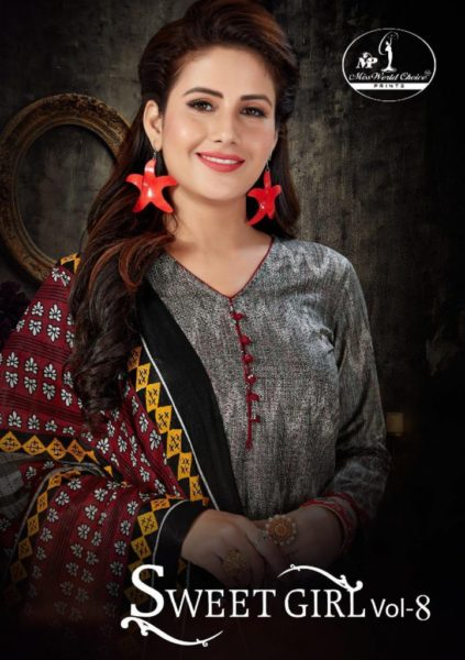 Miss world Sweet Girl vol 8 Cotton Salwar Suits