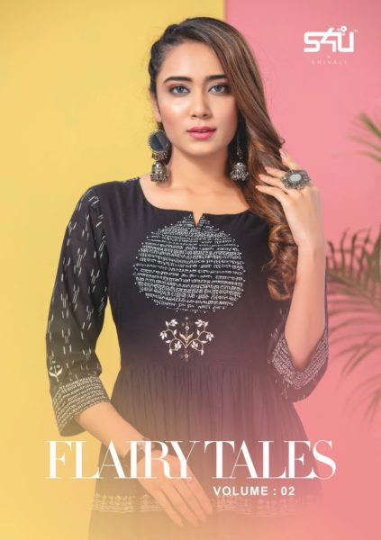 S4U Flairy Tales vol 2 Long Gowns Wholesalers
