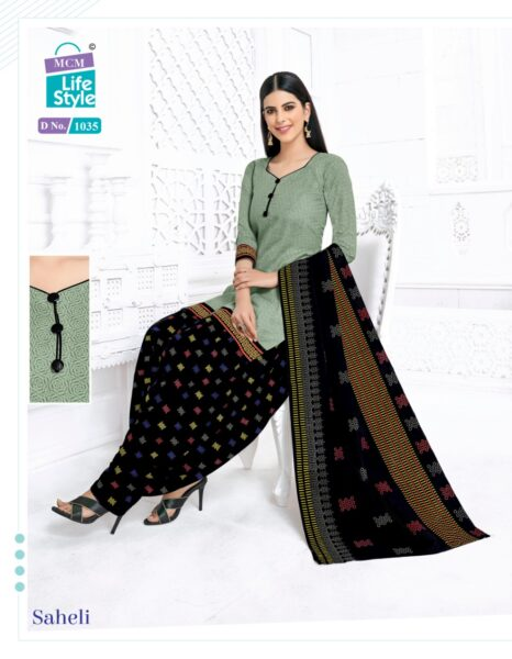 MCM Saheli vol 2 Patiyala Salwar Suits wholesalers