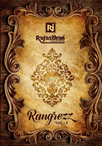 Rajasthan Rangrezz vol 5 Cotton Salwar Kameez