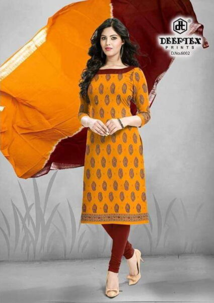 Deeptex Tradition vol 6 Dress Materials Wholesalers