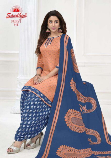 Sandhya Purvi vol 1 Salwar Kameez Wholesalers