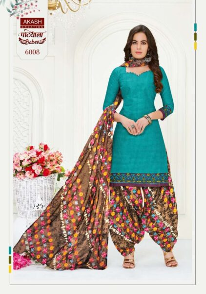 Mayur Patiyala Babes vol 6 Patiyala suits wholesaler