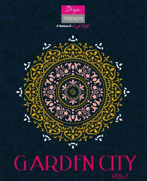 Diya Gardencity vol 7 Low range Kurtis wholesalers