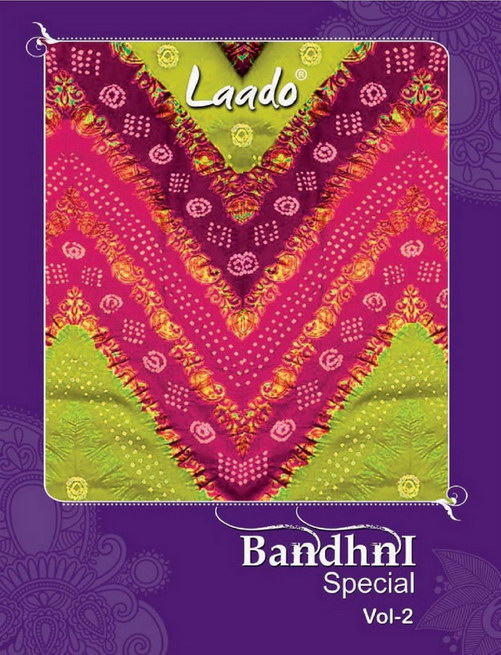 Laado Bhandhani spl vol 2 Dress Materials wholesale