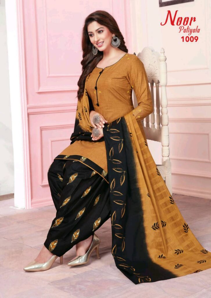 Noor Patiyala vol 1 Patiyala Suits Materials wholesaler