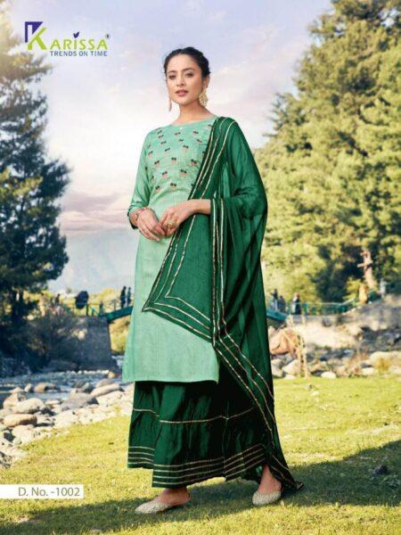 Ram Leela Karissa Readymade Salwar Suits wholesalers