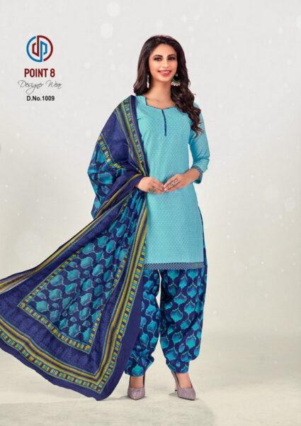 Deeptex Point 8 Nayanthara Readymade Patiyala Suits