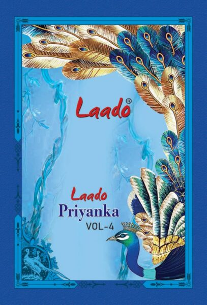 Laado Priyanka vol 4 Dress Materials wholesalers