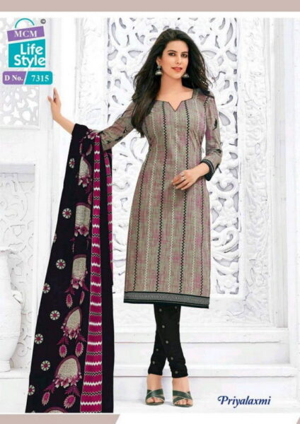 MCM Priyalaxmi vol 19 Dress Materials wholesalers