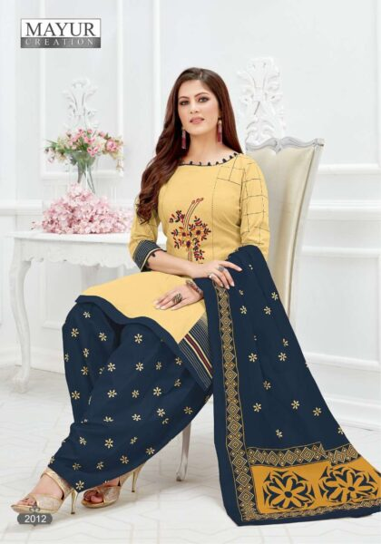 Mayur Samaiyra vol 2 Dress Materials wholesalers