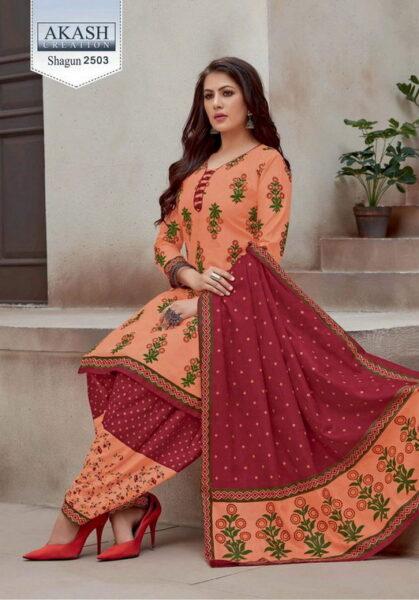 Mayur Shagun vol 25 Dress Materials wholesalers