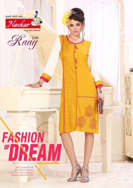 Raag Formal Rayon Kurtis Manufacturer