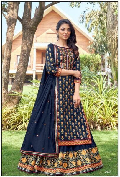 Kathak Rangoon Designer Readymade suits wholesalers