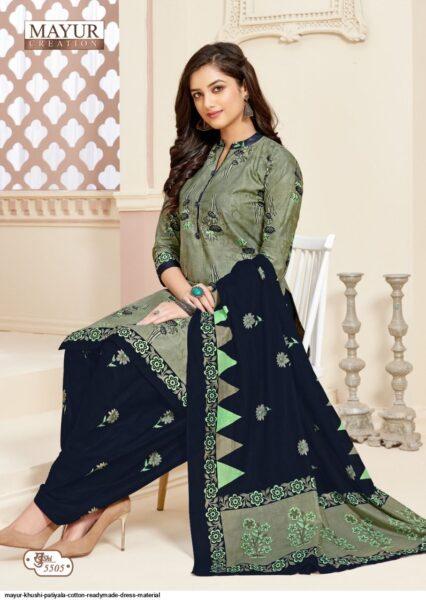 Mayur Khushi Patiyala Readymade Patiyala suits