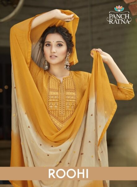 Kessi Roohi Cotton Salwar Suits wholesalers