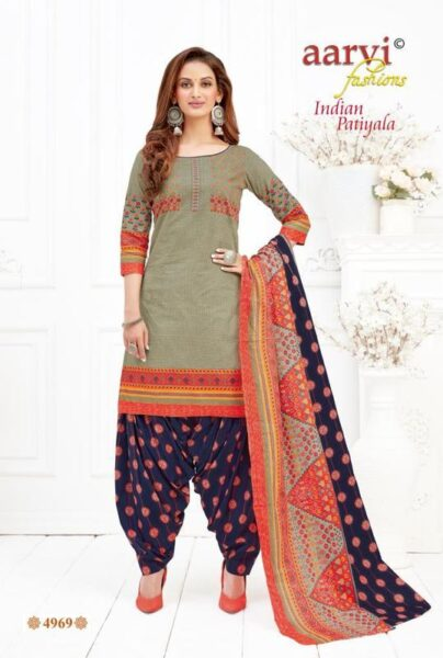 Aarvi Indian Patiyala vol 1 Readymade patiyala dress