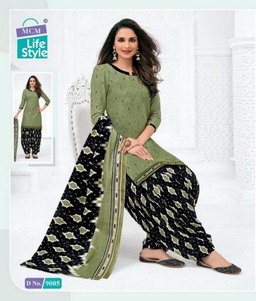 MCM Padmavati Readymade Patiyala Dress