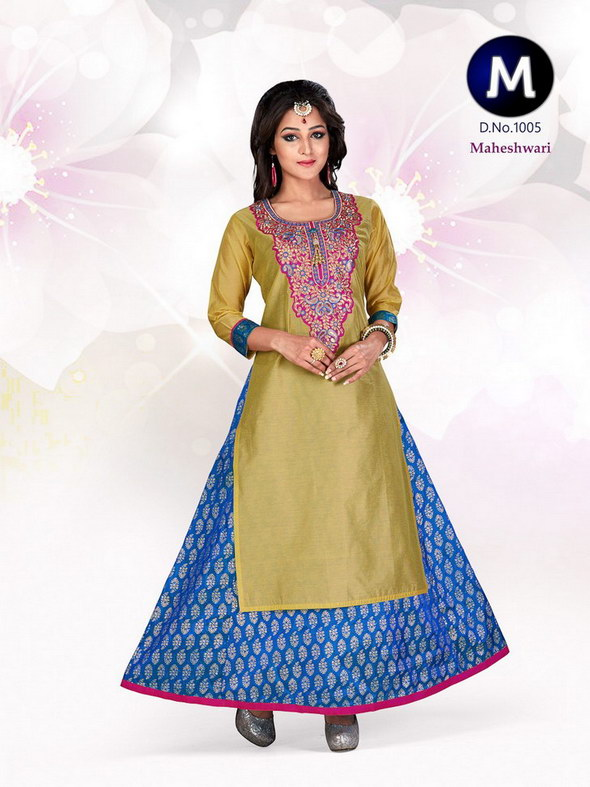 My Desi Girl Silk Tops with skirts