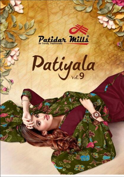 Patidar Patiyala Vol 9 salwar suits wholesalers