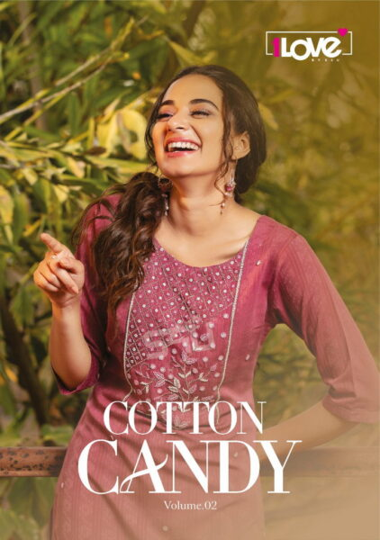 S4U Cotton Candy vol 2 Designer Rayon Kurtis wholesalers